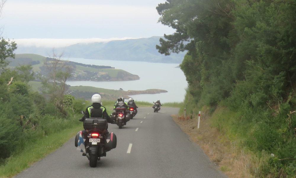 Akaroa Tourist Drive