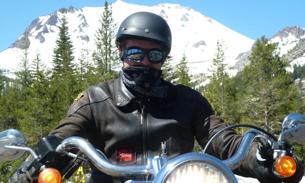 #moottoripyörämatka usa