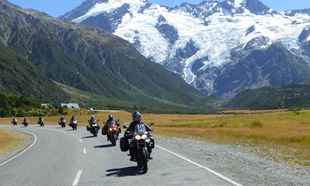 Mt Cook | Uusi-Seelanti