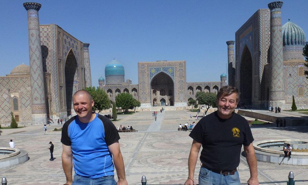 V.S.S Tsingis Khan    Peter 2012 10