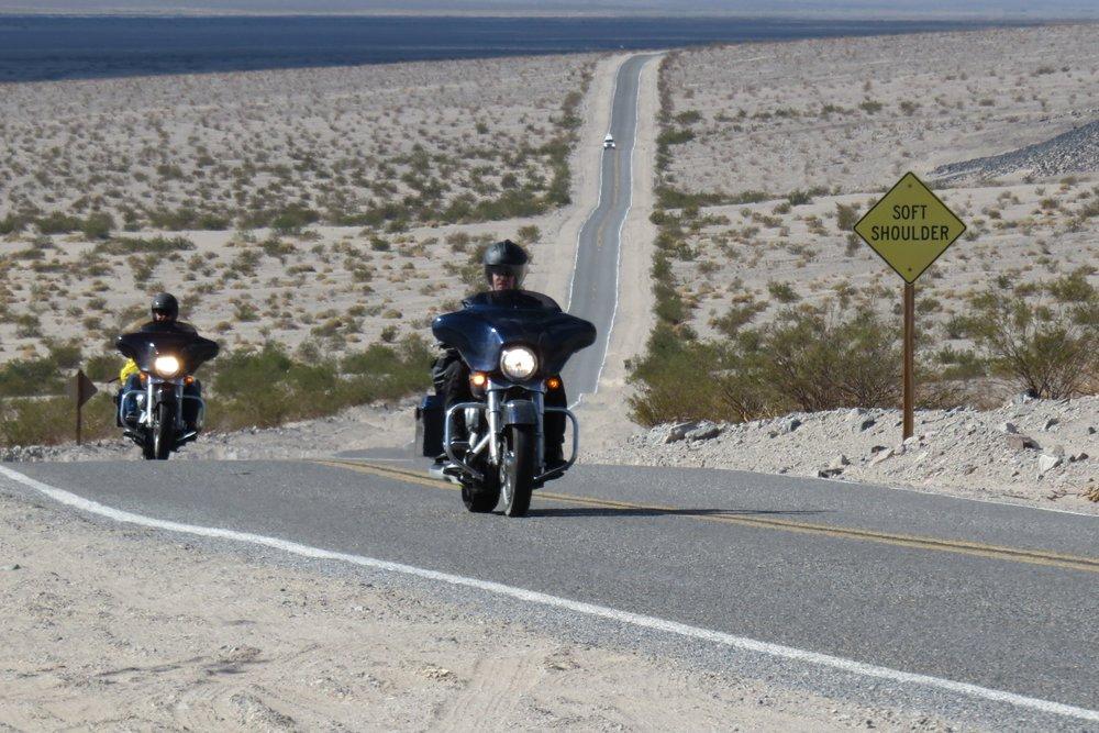 Route 66 jossain päin Arizonaa...