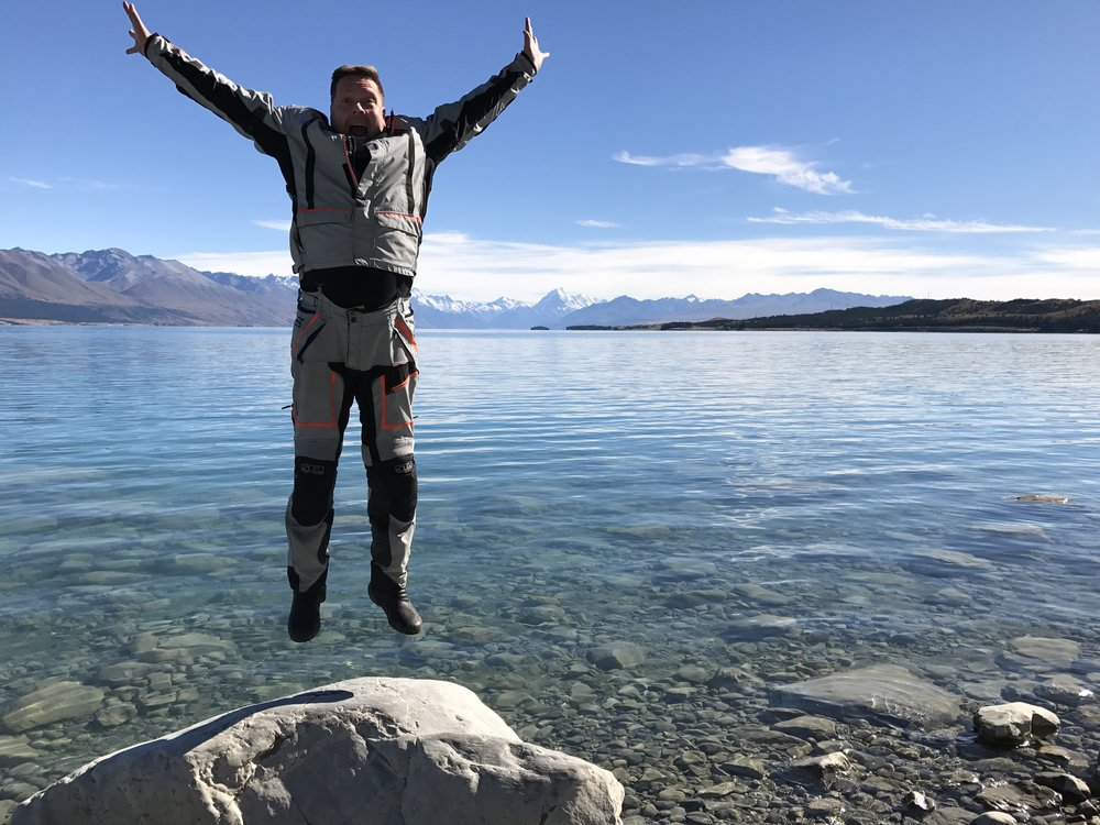 Jiihaa - Jump In Lake Pukaki
