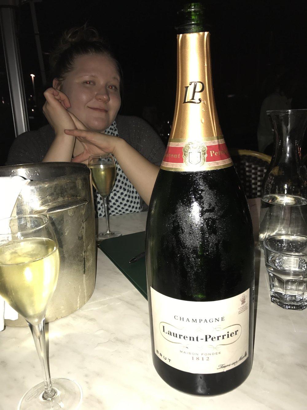 Riksu ja Champagne