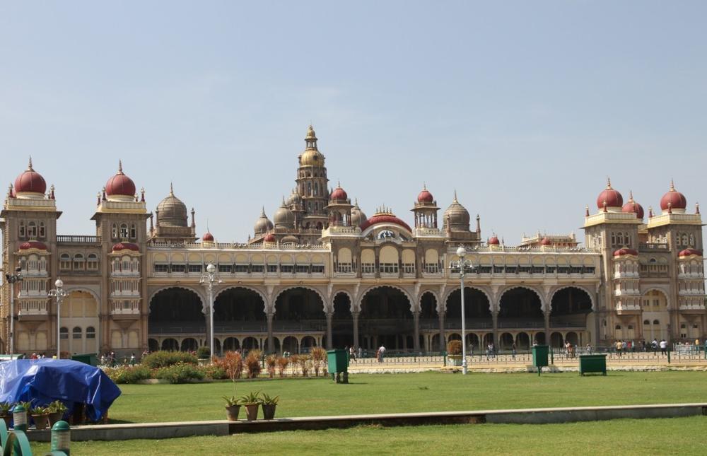 Maharadjan Palatsi Mysoressa