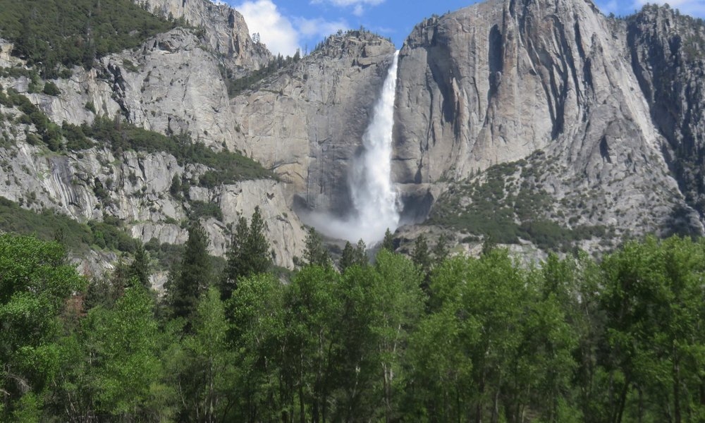 Yosemite ja ...