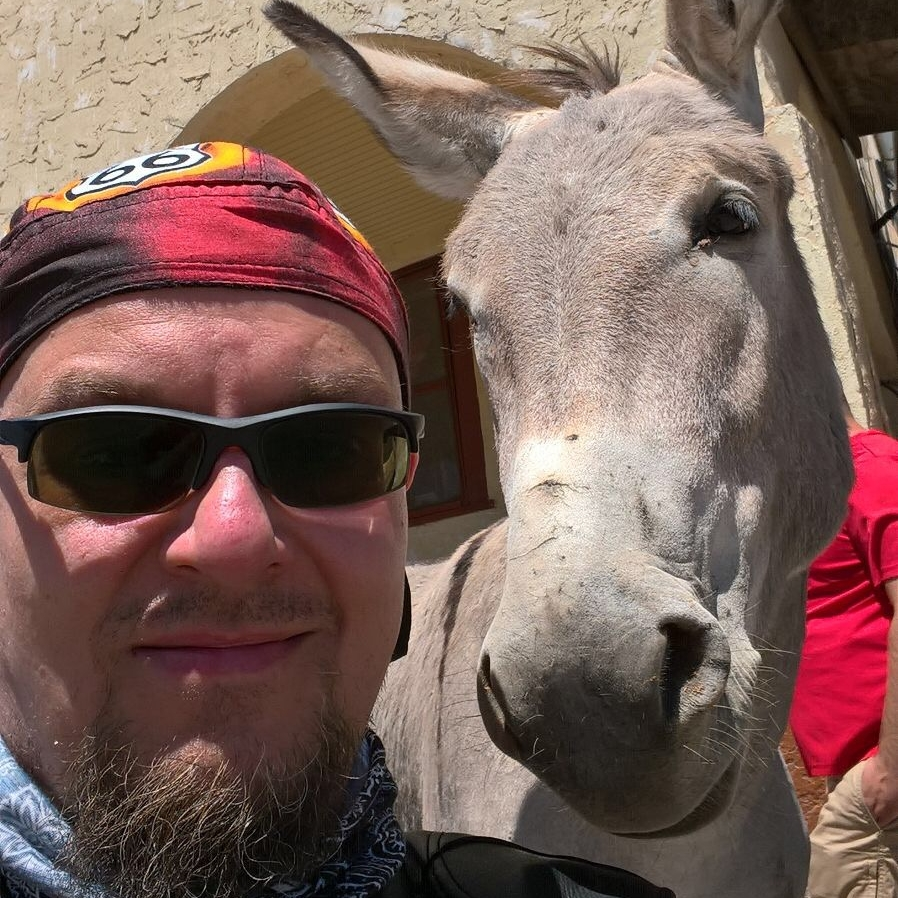 Antti ja aasi vai oliko se aasi ja Antti?!