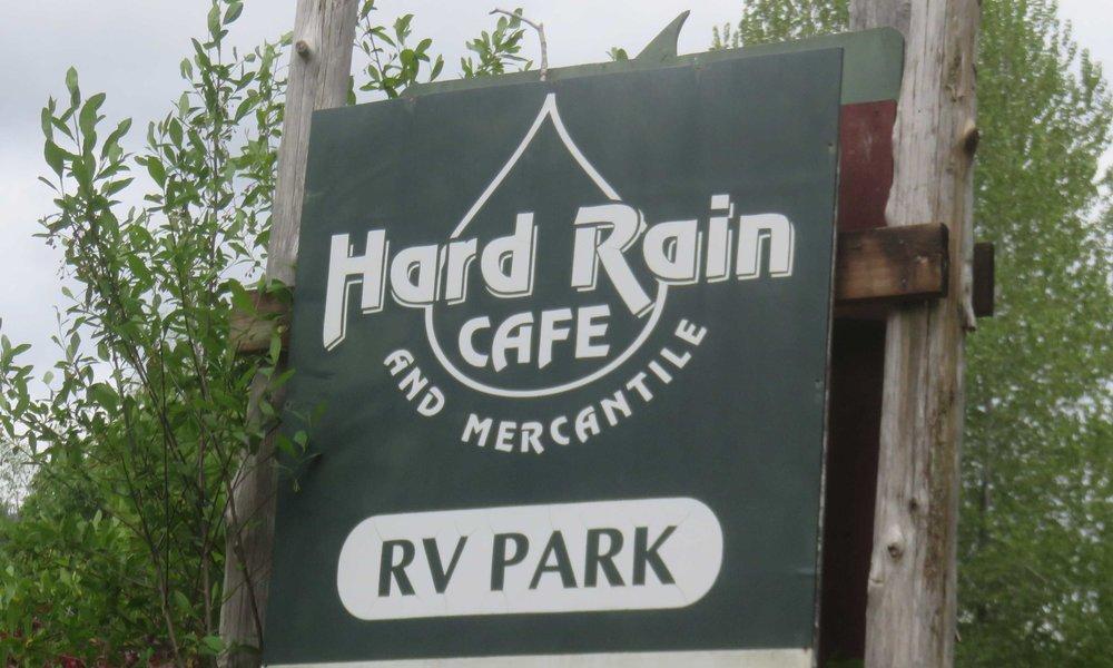... tämä on myös Washingtonin osavaltion sateisin paikka... Huh rainforrest siis!