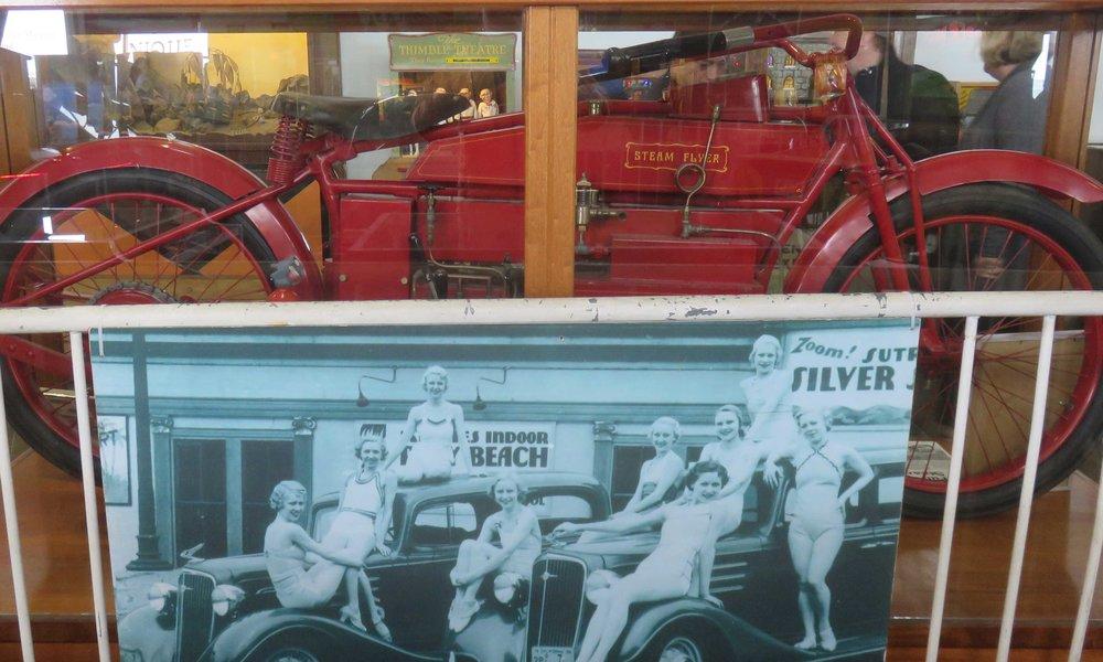 ... San Franciscon mekaniikan museosta!