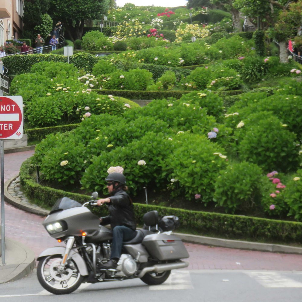 Lombard St...