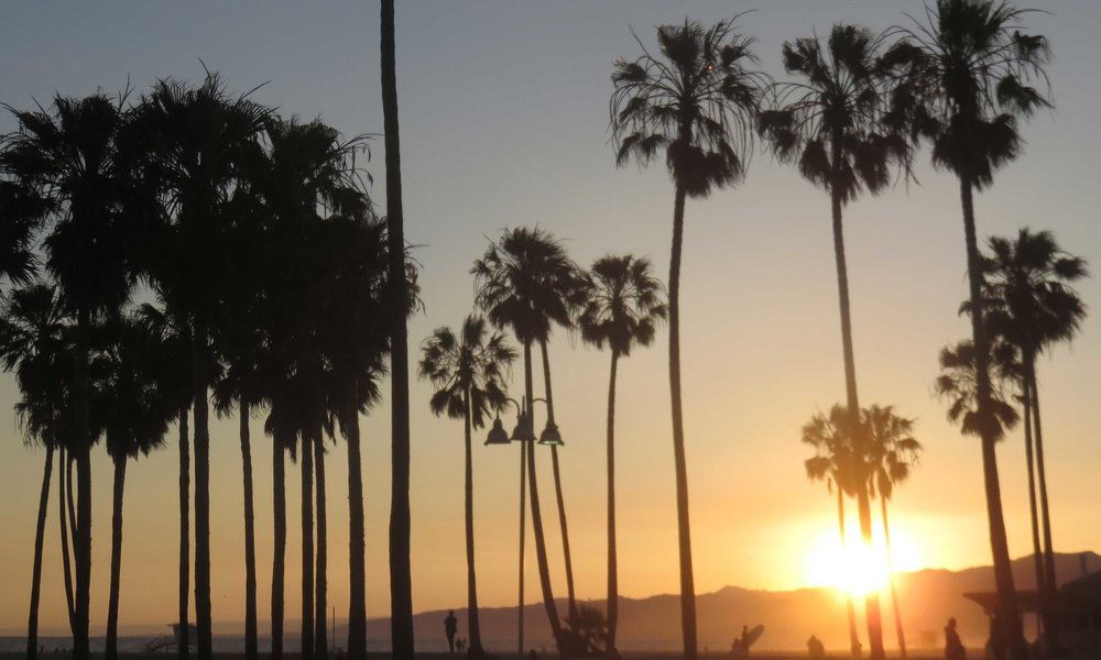 Venice Beach...