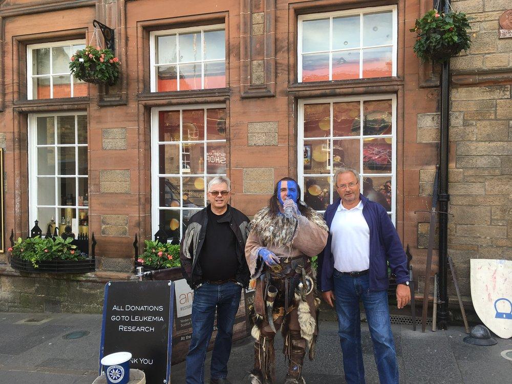 Teemu, William Wallace ja Jukka :)