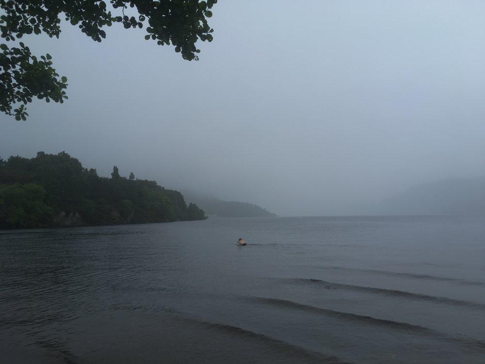 Loch Ness on tilavuudeltaan Britannian suurin makean veden allas, sillä siinä on vettä enemmän kuin Englannin ja Walesin järvissä yhteensä, noin 7 452 miljoonaa kuutiometriä. Loch Nessin pinta-ala on 56,4 km², se on 37 kilometriä pitkä ja paikoin yli 230 metriä syvä.