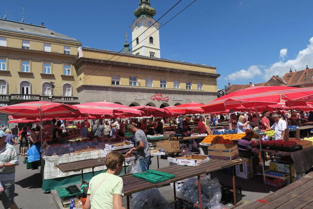 Tori Zagrebissa