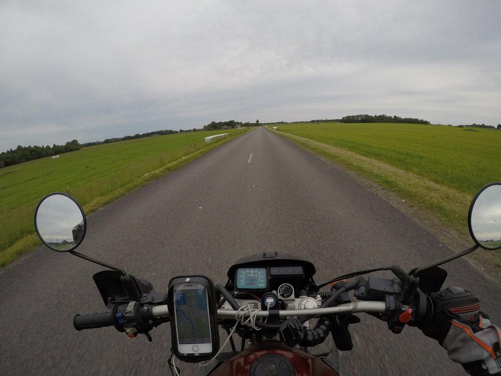 M3 moottoritie vie Liepelin saakkaa...