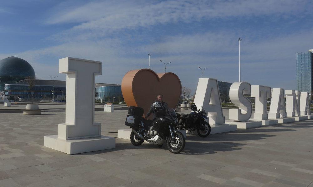 I love Astana!