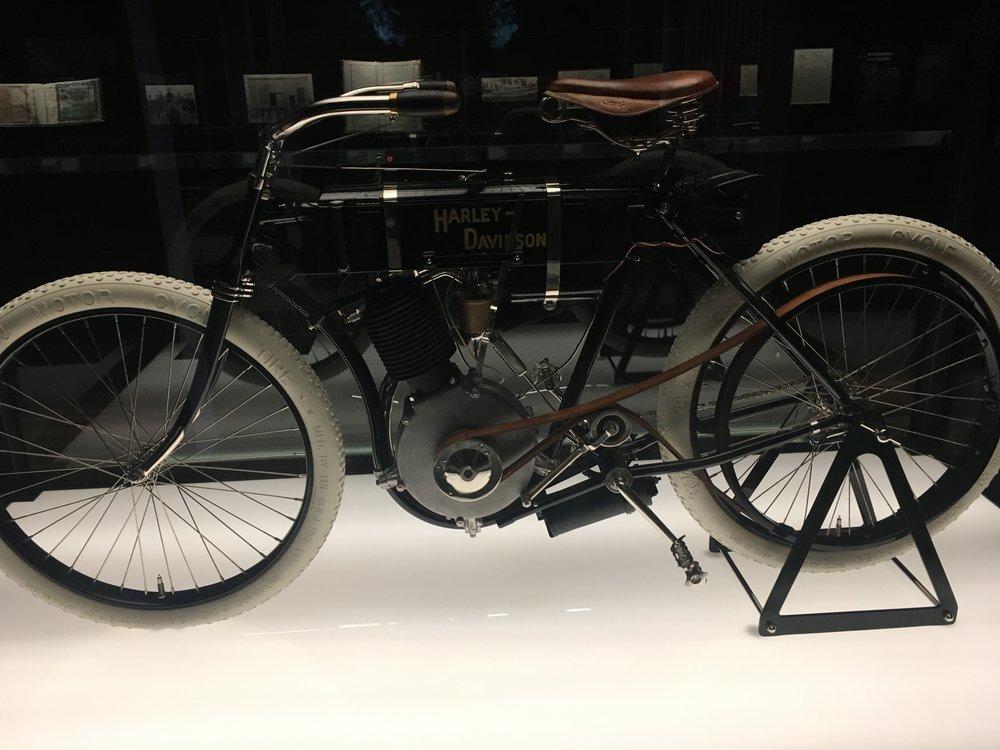 Harley Davidson N:o 1