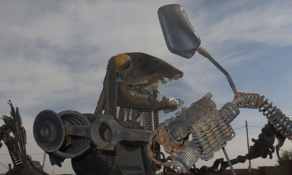 Mad Max Mongolia!