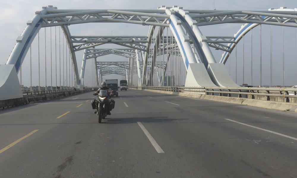 Hanoi - Hai Pong tie näytti välillä tyhjältä!