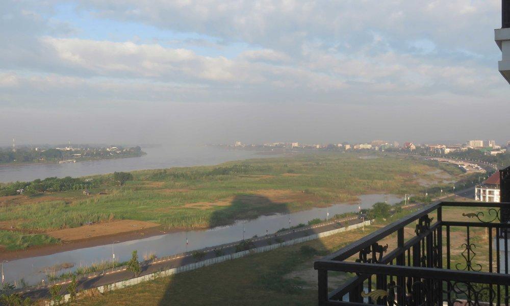 Thaimaa, Mekong & Vientiane!