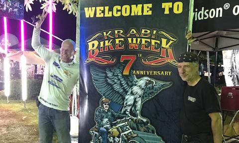 Krabi Bikeweek 2007!