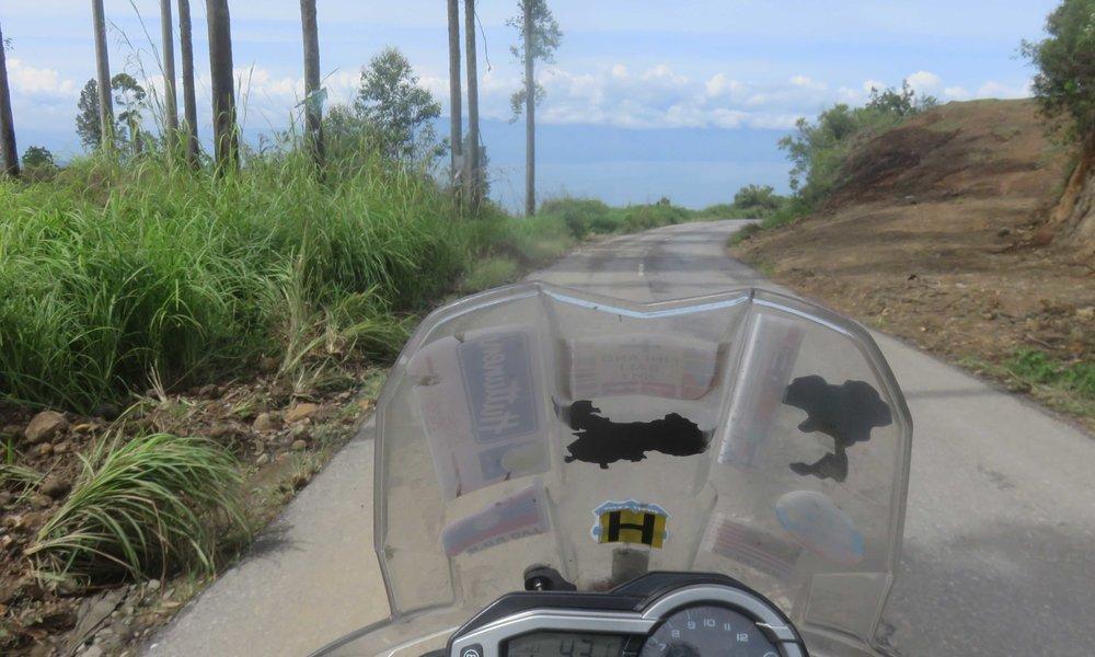 Lake Toban...