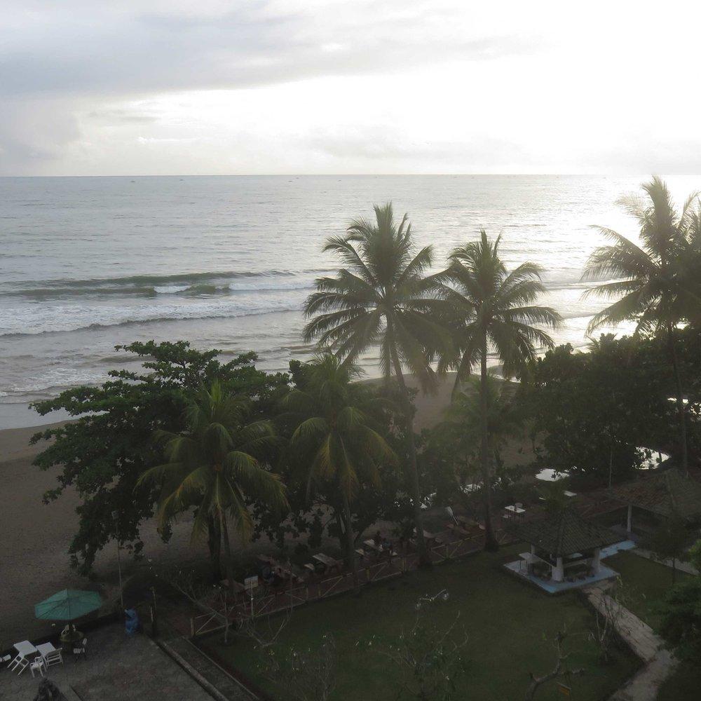 Intian valtameri!