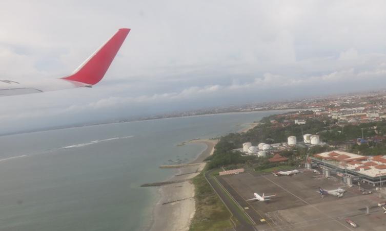 Näkemiin Bali!