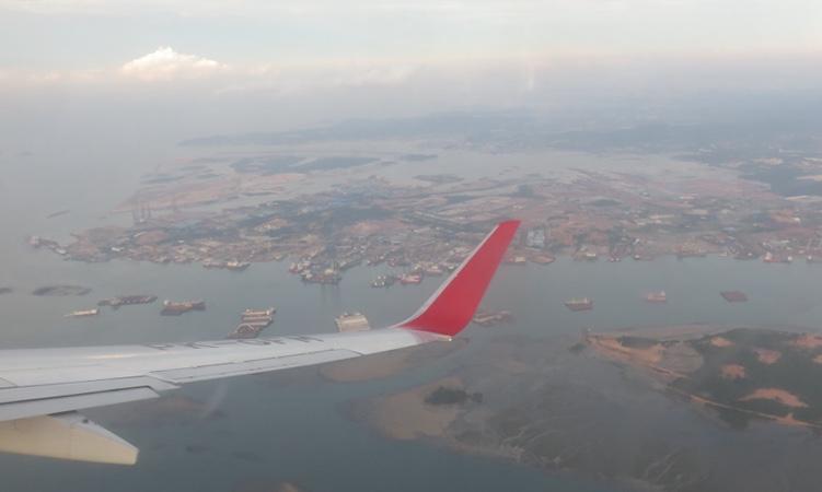 Täältä tullaan Singapore!