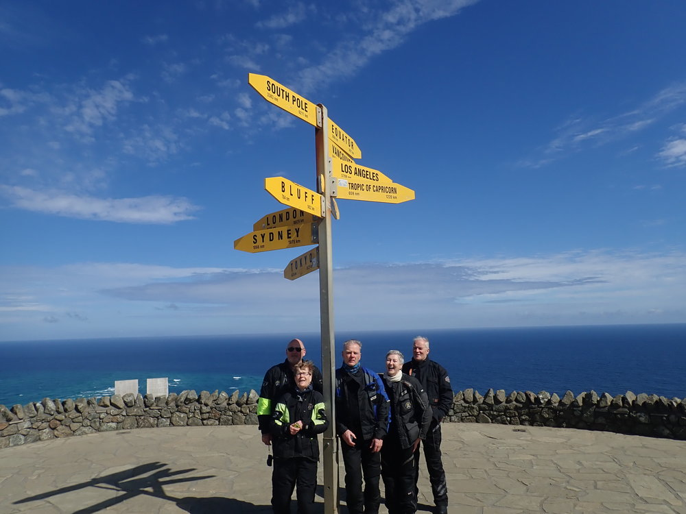 Pohjoissaaren pohjoisin kärki Cape Reinga 10 päivää sitten!