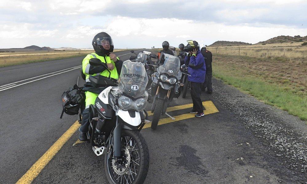 Paavo ja Paavon uusi sadeasu Lesothosta!