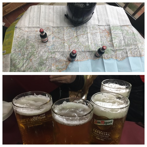 Kypärä on kaljalla, Fuge Boysilla on erityisen kuvaava tapa esittää missä on ajettu