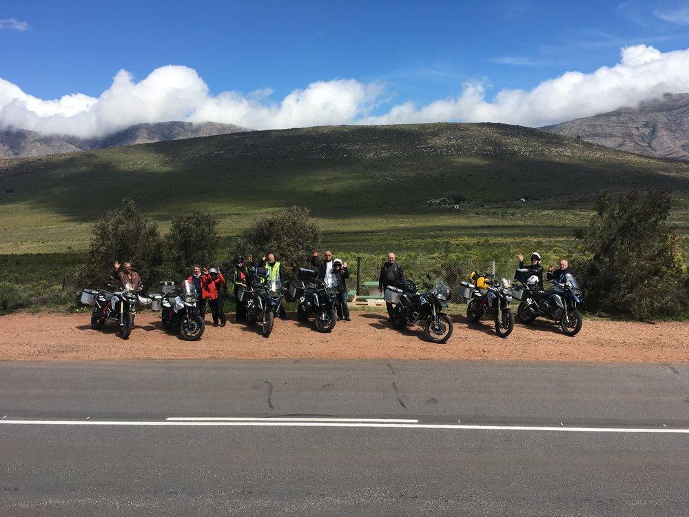 Etelä-Afrikan matka oli A-luokan reissu A-Luokan seurassa :)