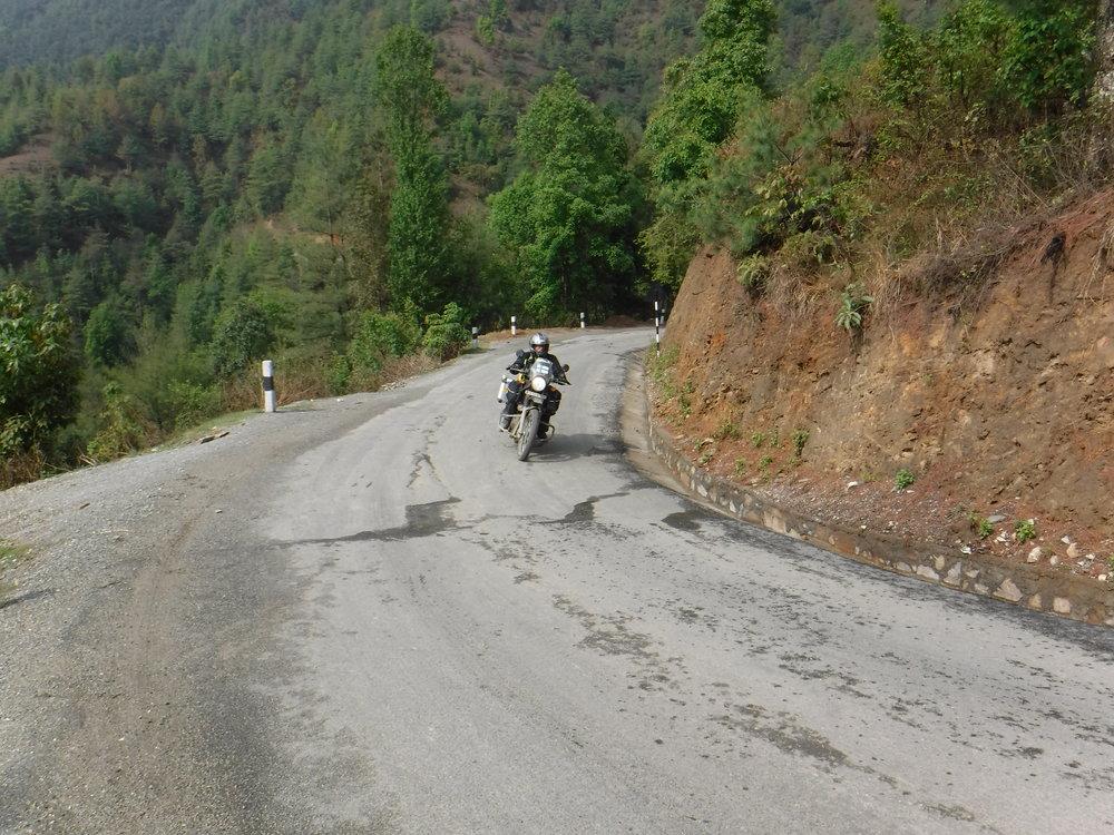 Matti Danin porukasta johdatti jälkiryhmän Kathmanduun