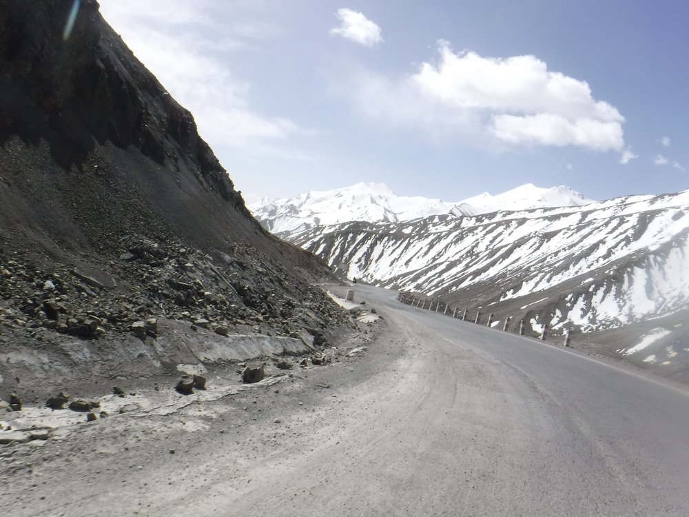 Karakorum Highway.