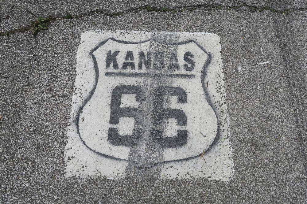 Hyvästi Kansas. Oklahoma kutsuu.