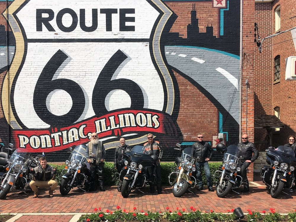 Route 66 Museo, Pontiacissa