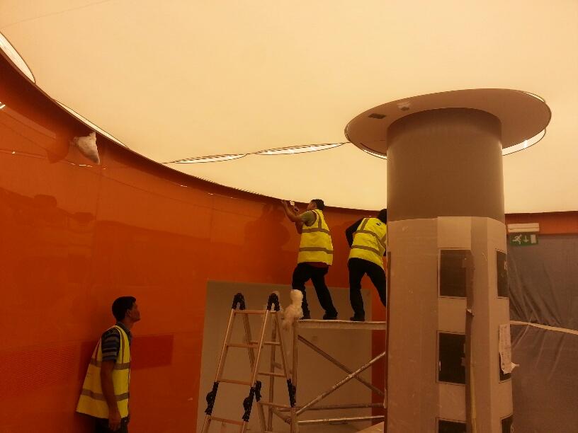 Stretch Ceiling UAE