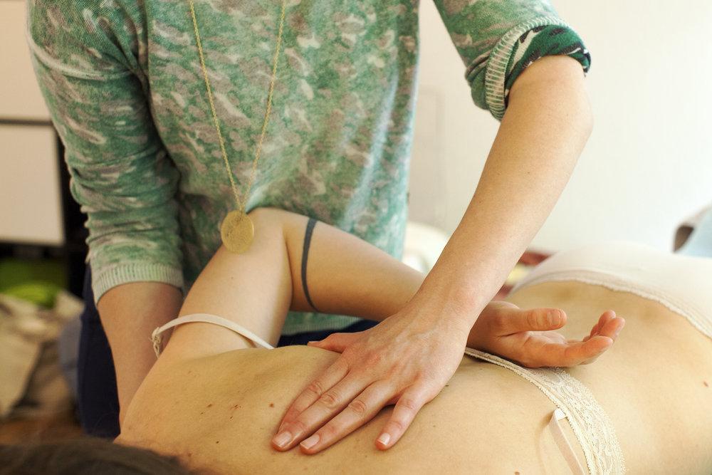 Massage Akupunktur Bern