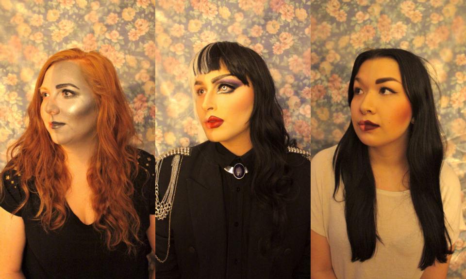 Lipshtick, HelloRousseau.com (Models:Shayla Honer,Josh Stark,Lauren Lee)