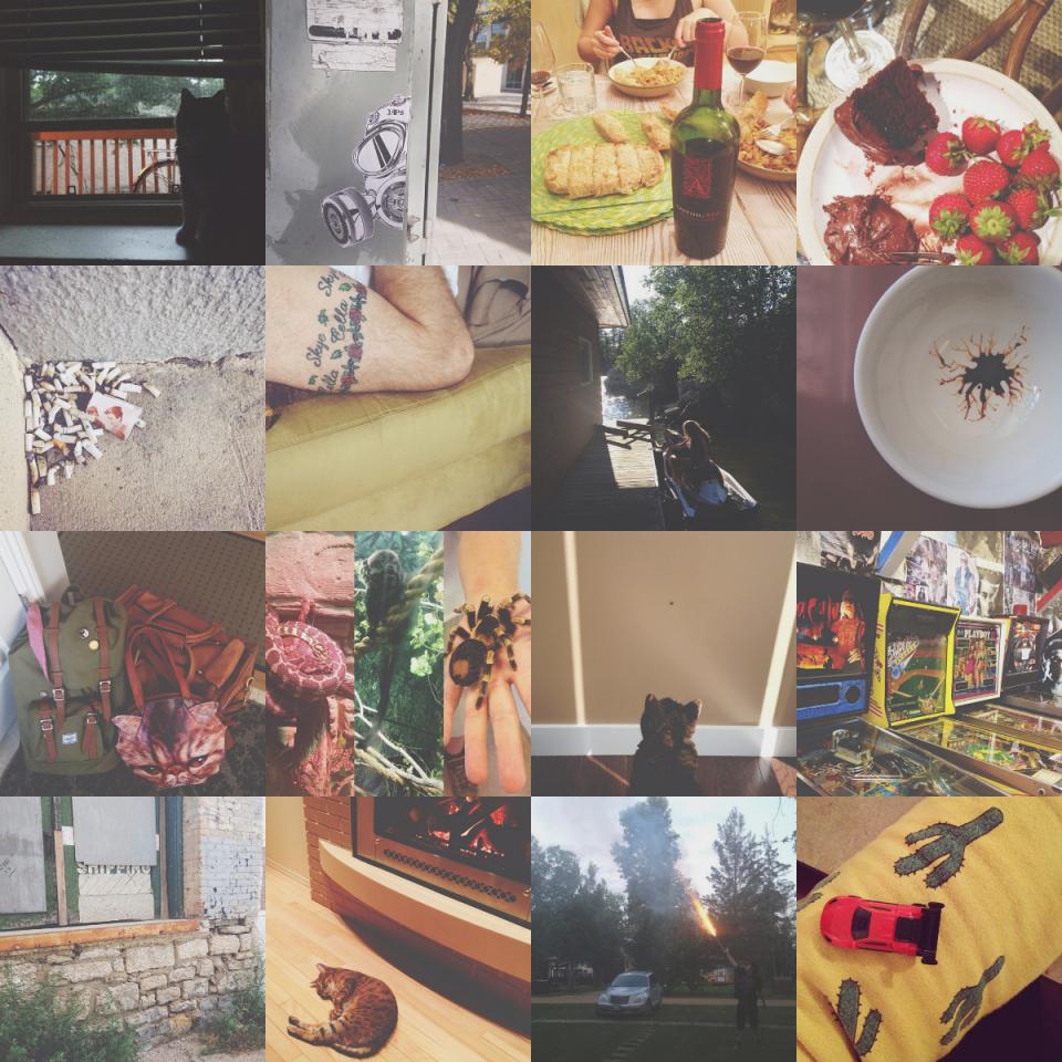 Instagram:  @hellorousseau