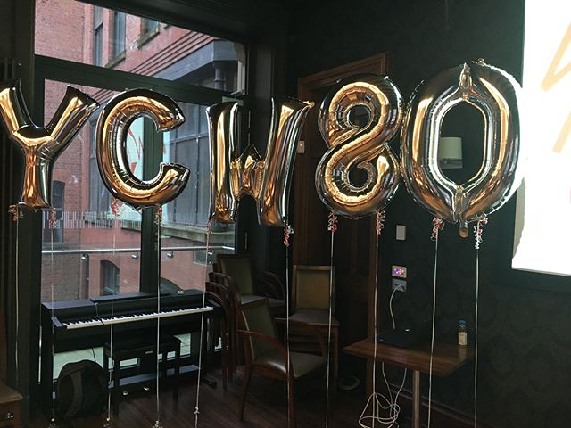 We had a wonderful time celebrating on Saturday, with members past and present as well as friends and supporters of YCW. Thanks to all who came!