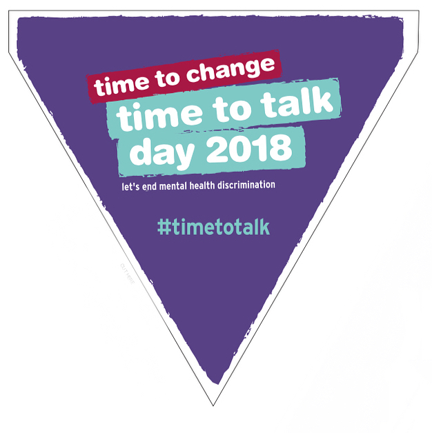 Today is 'Time to change, time to talk day' this fits particularly well with our current MIND THE GAP campaign and we are excited to launch our two regional events as part of our SEE stage, see our website for more information on these events. #MindTheGap #TimeToChangeTimeToTalk