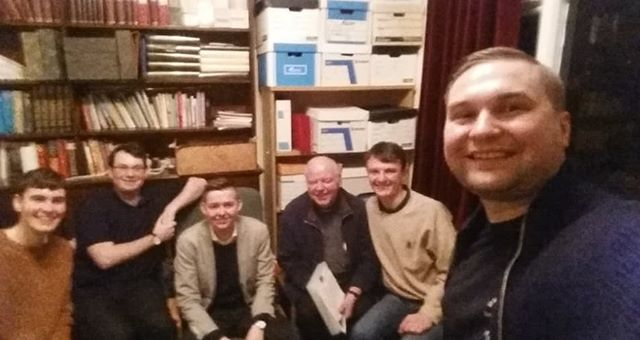 Trafford Park Group meets to discuss Young People, Mental Heath and the Workplace. Find out here how they got on.... www.ycwimpact.com/news/2018/2/6/trafford-park-hq-ycw-group-meets