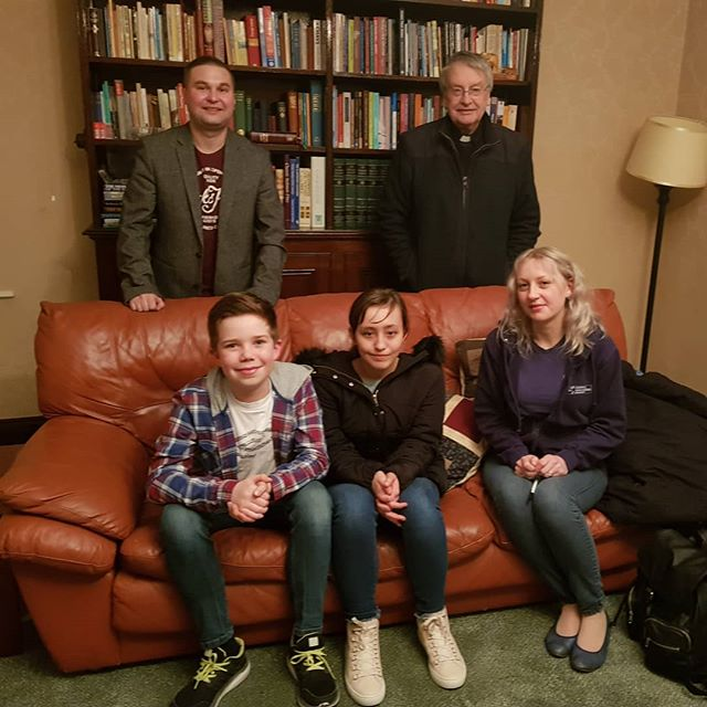 Last week the YCW HQ in Trafford Park hosted a new group that is being formed in Holy Cross Parish in Patricroft, Eccles. Take a look: www.ycwimpact.com/news/2018/3/1/ycw-hq-welcomes-new-group
