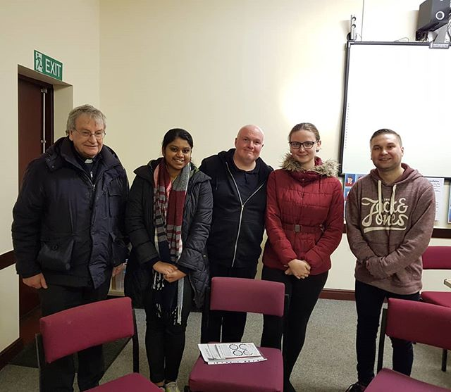 Burnley YCW Make Links With CAFOD http://www.ycwimpact.com/news/2018/3/20/burnley-ycw-make-links-with-cafod
