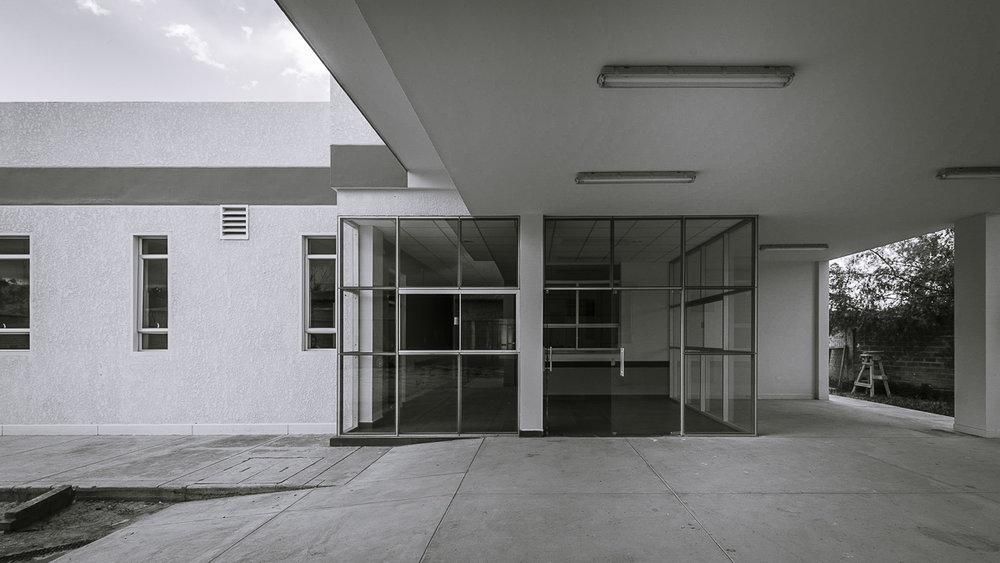 ©2018 Pedro GSáez  Hospital X  Gobierno Autonómico Municipal de Tarija, Bolivia   Fecha: 2018    Localización: Tarija, Bolivia  Arquitectos: Espacio SRL  Tipología: Hospital