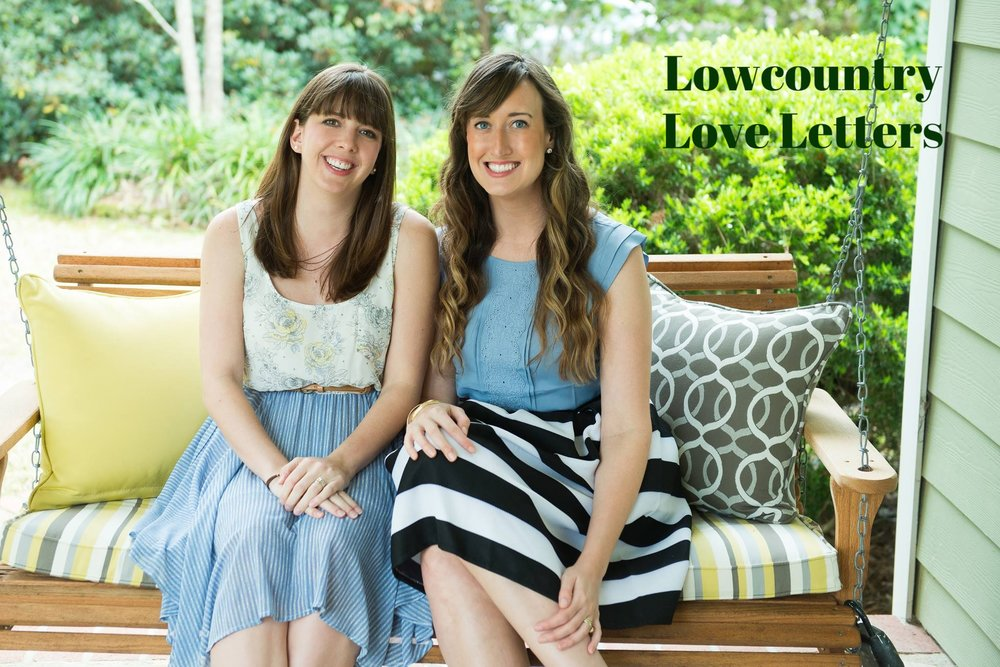 I was honored to be featured on Angela and Emily's blog: Lowcountry Love Letters. Their site is dedicated to this amazing city we are fortunate enough to call home.