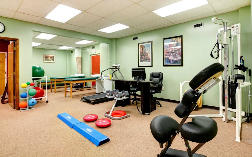 Physical therapy jersey city elizabeth complete physical for Physical therapy office layout