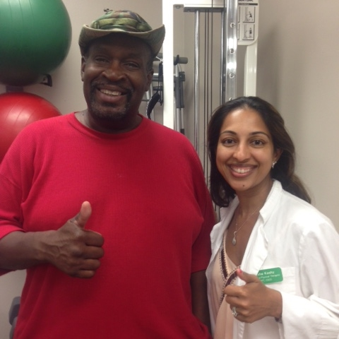 physical therapy elizabeth nj asha koshy