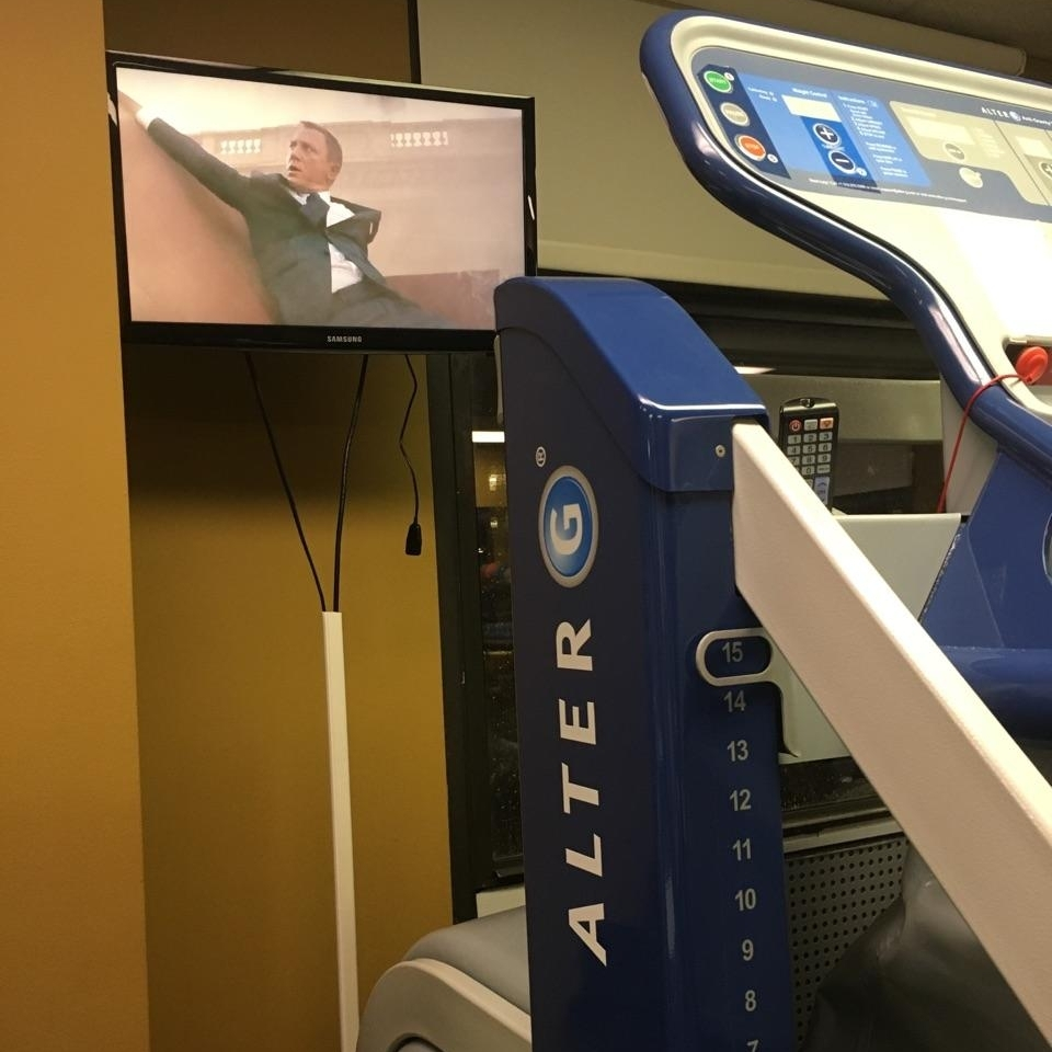 %name The AlterG & Running Training   Week 4